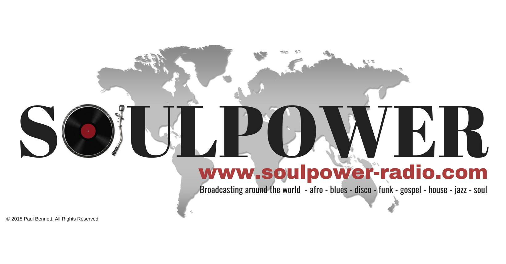 SOULPOWER- RADIO COM 100% Soul Funk & Jazz Music 24 Hours A Day